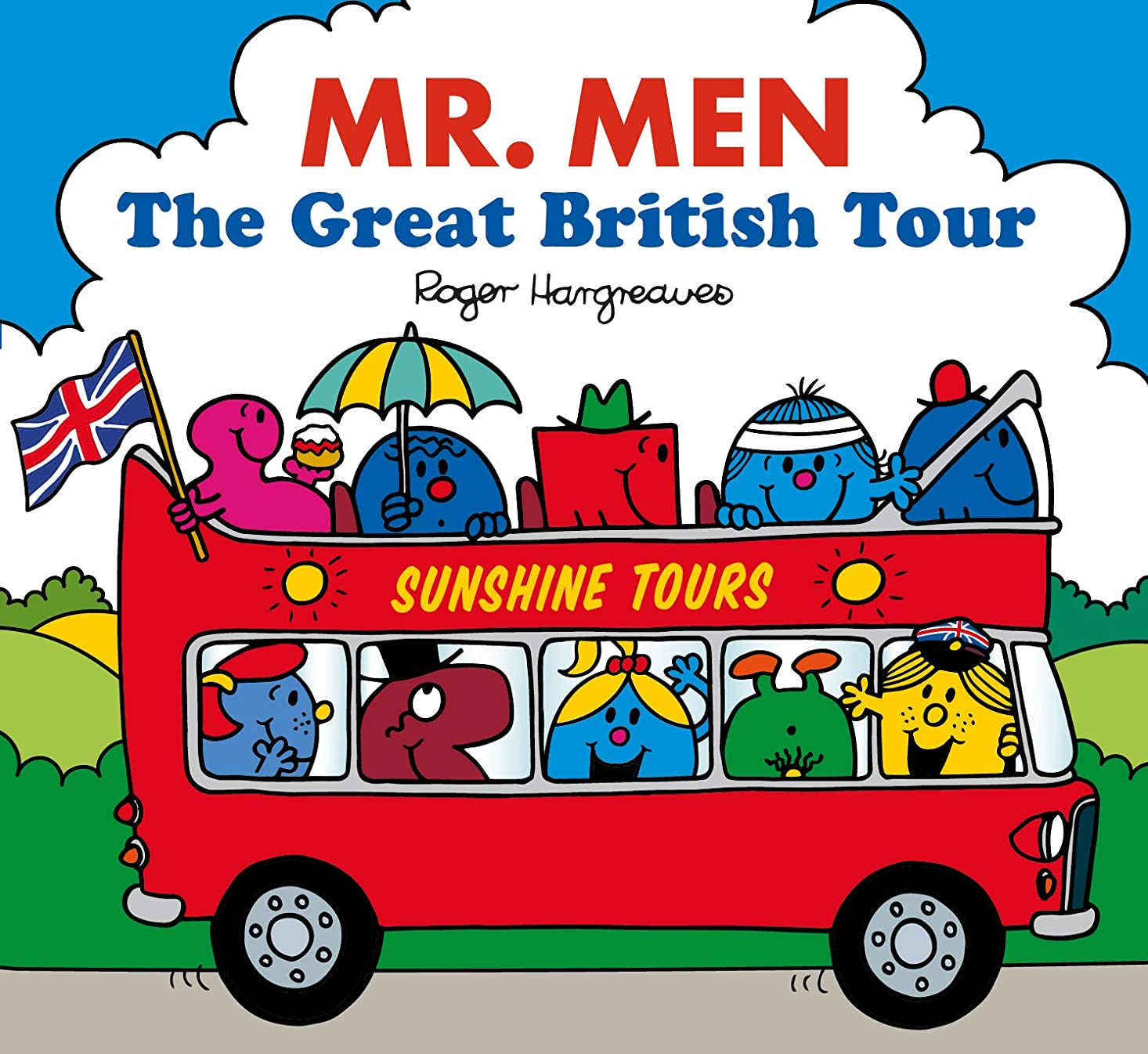 ゴム魅力的であることへのアピールペルーMr. Men The Great British Tour (Mr. Men & Little Miss Celebration Series) (English Edition)