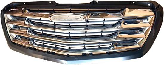Freightliner Sprinter Front Grill Complete Assembly With Chrome Trim 2014 To 2017 IMS auto parts