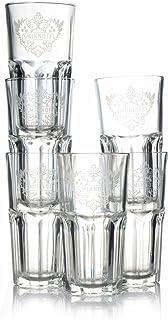 Smirnoff Vodka Gläser Harley 6 Stück Premium Gläser
