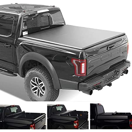 """Roll-Up Soft Tonneau Cover 99-15 16 Ford F250 F350 F450 Superduty 6.5 Ft 78/"""" Bed"""