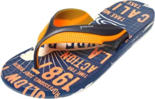 Ish Original Official Long Beach Los Angeles Men Flip-Flop Sandal Slipper