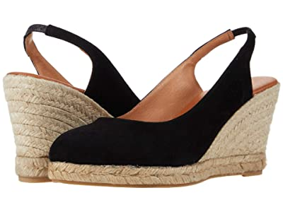 Andre Assous Raisa (Black Suede) Women