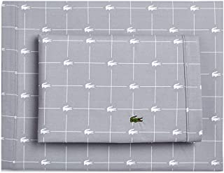 Lacoste Slice Sheet Set, Twin, Sleet