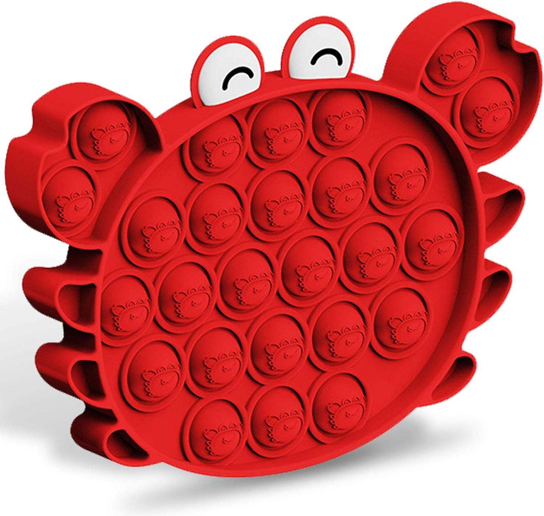 Push Pop Bubble Fidget Sensory Toy - Fidget Toys for Adults and