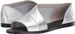 Bright Silver Metallic Lamba