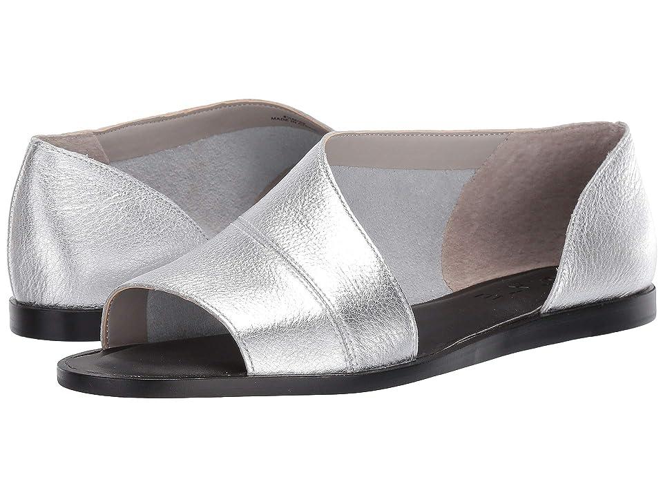 1.STATE Celvin (Bright Silver Metallic Lamba) Women