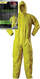 yellow chemical suit breaking bad