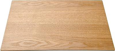 阿瀬真三商店 14.0長ランチョンマット タモ R37-08 実寸:42×32×0.7cm