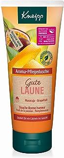 Kneipp 911006 Aroma Verzorgende Douchegel, Passievrucht en Grapefruit, 200ml