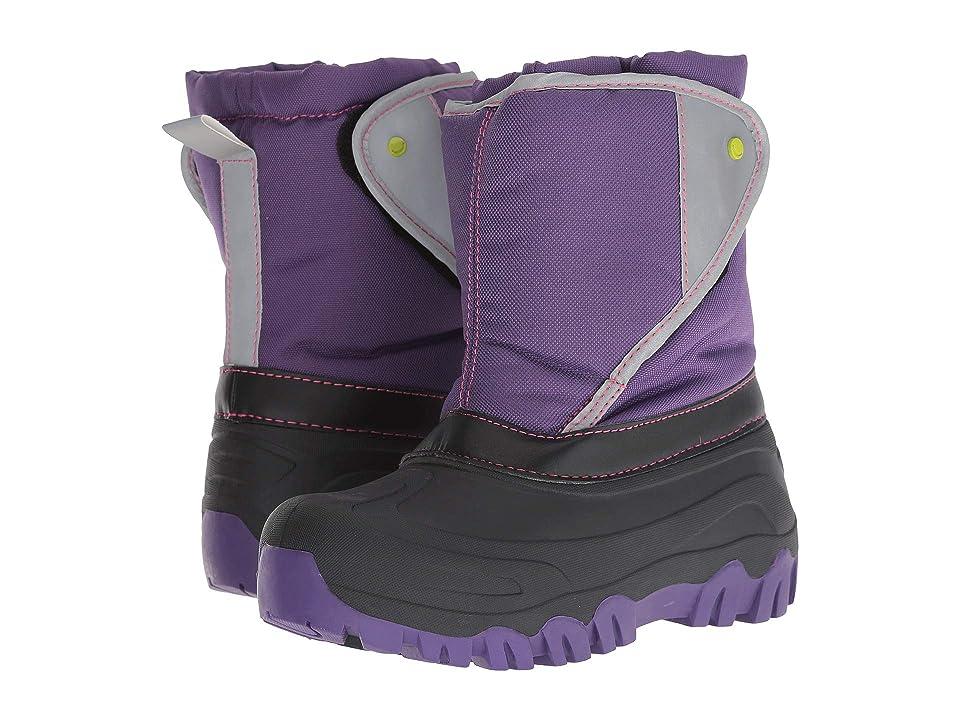 Western Chief Kids Selah Snow Boots (Toddler/Little Kid/Big Kid) (Purple) Girls Shoes