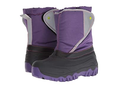 Western Chief Kids Selah Snow Boots (Toddler/Little Kid/Big Kid) (Purple) Girls Shoes