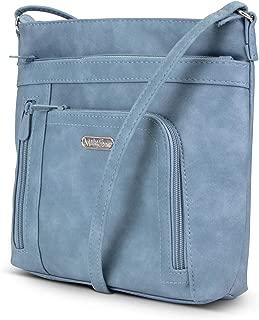 MultiSac Summerville North South Mini Crossbody Bag