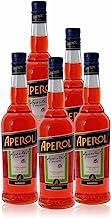 Italian Aperitif Aperol (Pack 5 Bottles)