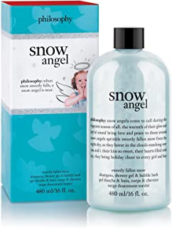 philosophy snow angel shower gel 16 oz-16 oz