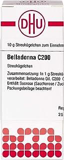 DHU Belladonna C200 Streukügelchen, 10 g Globuli