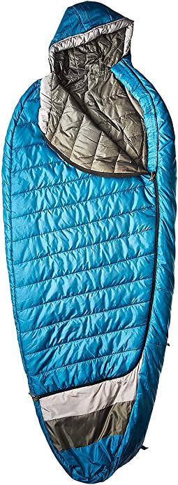 Kelty Tuck 40 Degree Thermapro Ultra Regular Left Handed Zippers