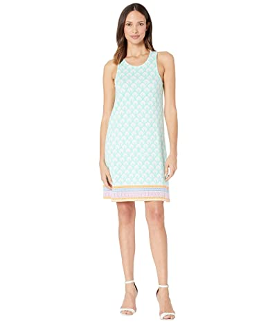 Hatley Bella Tank Dress (Scallops Blue) Women