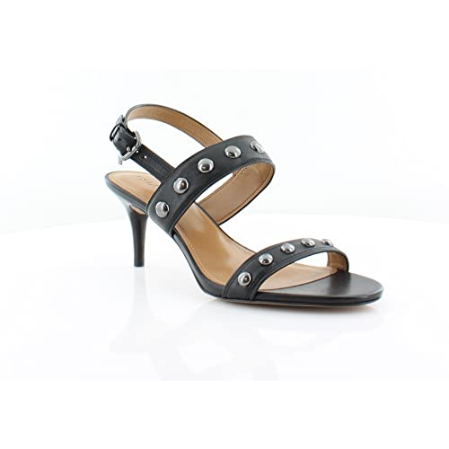 1a409976804 Coach Womens Mandy Open Toe Casual Strappy Sandals