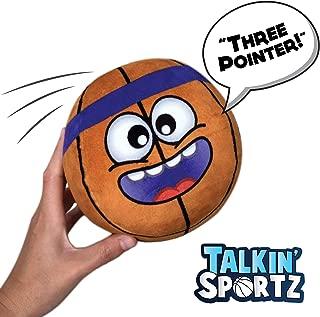 talking basketball hoop