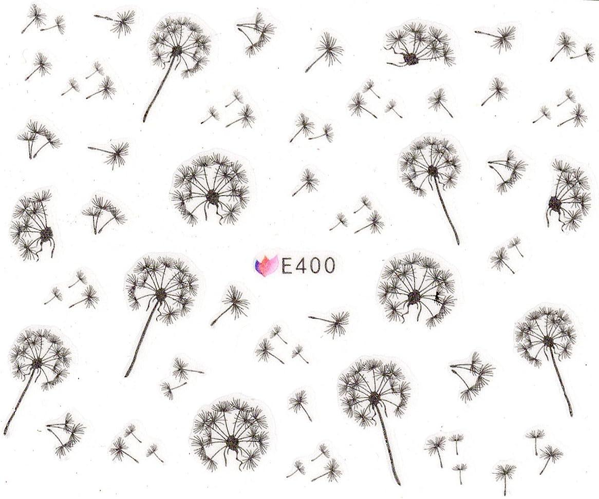 オーバーラン生き残りようこそネイルシール 花 フラワー 選べる10種類 (09-T22)
