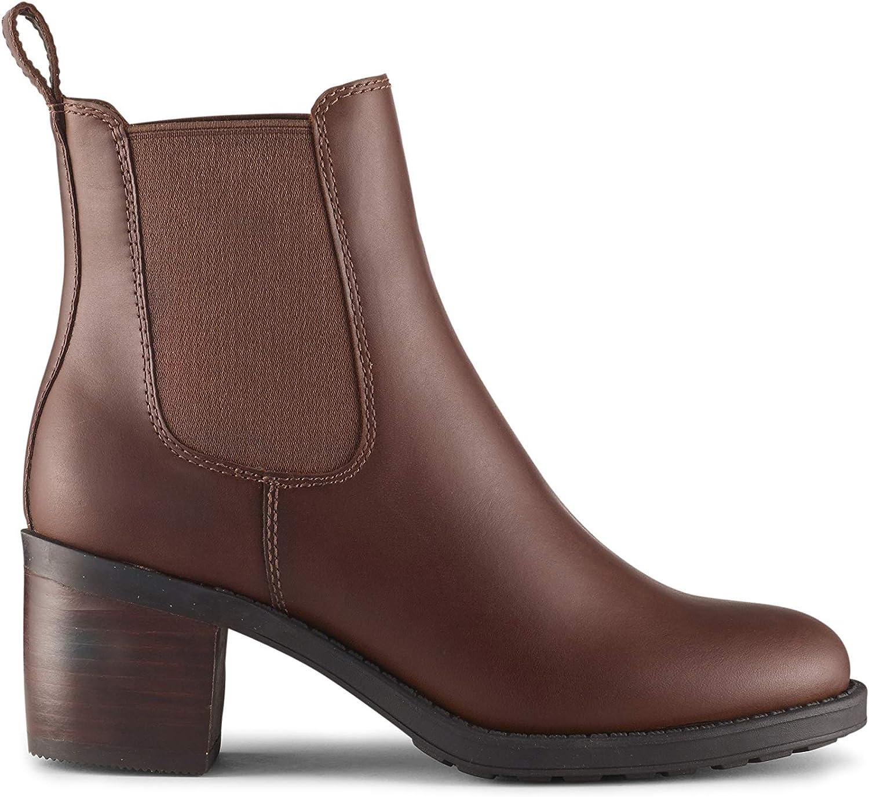 COUGAR Women's Fargo Boots in Chestnut