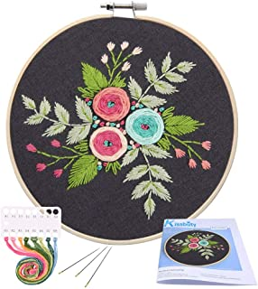 Best easy embroidery kits Reviews