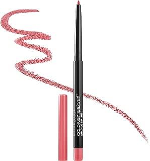 Maybelline New York Makeup Color Sensational Shaping Lip Liner, Pink Coral, Pink Lip Liner, 0.01 oz