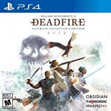 Pillars of Eternity II: Deadfire - Ultimate Collector's Edition - PlayStation 4