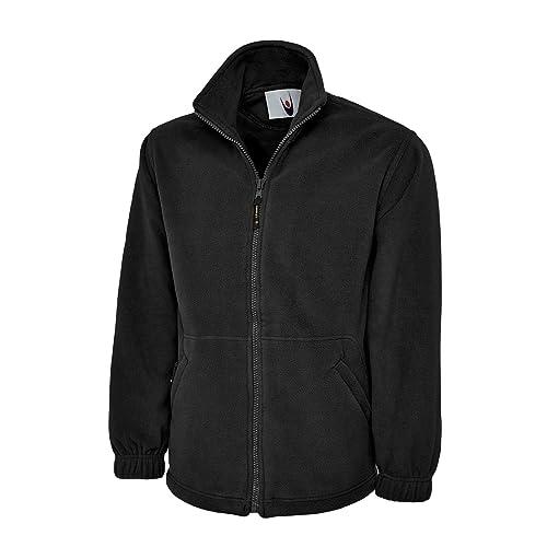 6a8982b4 Men's Black Fleece: Amazon.co.uk