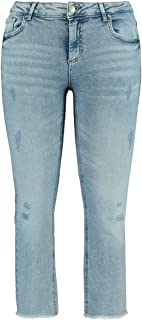 86c3329e319 MS Mode Mujer Pantalones Vaqueros Plus Size Talla Extra 40 A 54