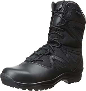 黑鹰! 男士 Ultralight 皮革战术靴