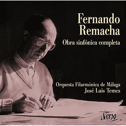 Fernando Remacha: Obra sinfónica completa by Orquesta ...