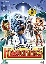 Animal Kwackers Set NON-USA FORMAT, PAL, Reg.2 United Kingdom