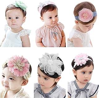 Amazon.es: bebe recien nacido - Diademas y cintas de pelo ...
