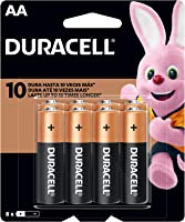 Pilha Alcalina AA, Duracell C/16, Copper And Black