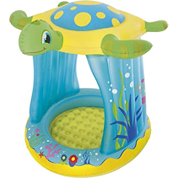 Piscina Hinchable Infantil Bestway Turtle Totz: Amazon.es: Jardín