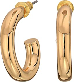 Baby Tubular Hoop Earrings