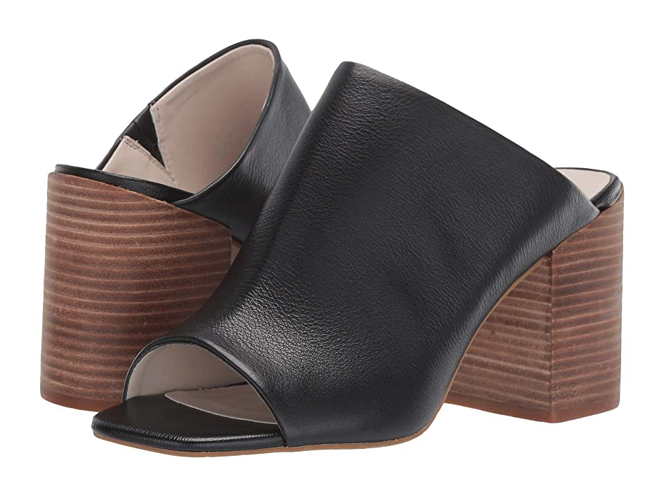 Kenneth Cole New York Karolina 7 (Black Leather) Women