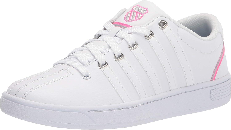 K-Swiss Women's Court Milwaukee Mall Pro Sneaker Ii Outlet ☆ Free Shipping
