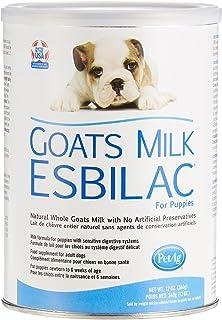 PetAg Esbilac Goat Milk Puppy 340g, Off-White