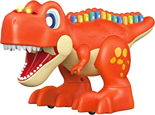 Animal Musical Sounds Dinosaur Toy for Baby and Toddlers, Preschool Alphabet Learning Toy for Toddler age 2, 3 Year old Gi...