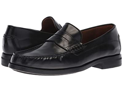 Johnston & Murphy Chadwell Penny (Black) Men