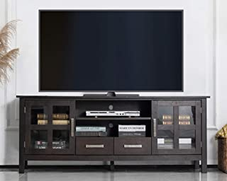 Amazon Com Television Stands 60 To 69 9 In Television Stands Entertainment Centers Home Kitchen
