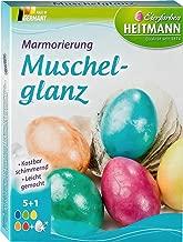 Plastique HEITMANN DECO behang /œufs de M Plumes 18,8/x 20,8/x 4,5/cm Naturel 12/unit/és de Assortis