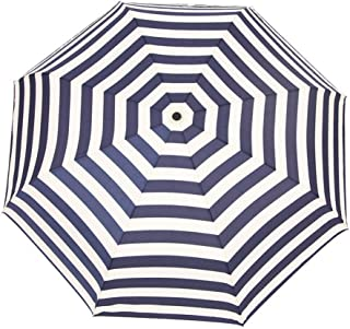 Pink Gold Pineapple fashion print cute Windproof automatic tri-fold umbrella sun UV protection Sun umbrella