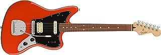 Fender Player Jaguar Electric Guitar - Pau Ferro - Sonic Red