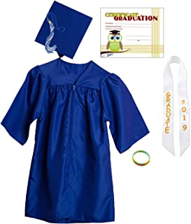 Graduation Cap and Gown Package