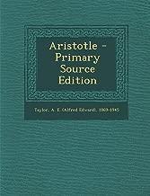 Aristotle - Primary Source Edition