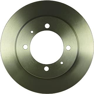 Bosch 52011353 QuietCast Premium Disc Brake Rotor For Volvo: 2000-2004 S40, 2000-2004 V40; Rear