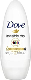 Dove Antiperspirant Roll-On Invisible Dry, 50ml